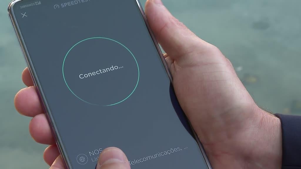 NOS testa rede 5G em Matosinhos