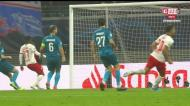 Leipzig empata frente ao Zenit