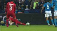 Champions: o resumo do Salzburgo-Nápoles