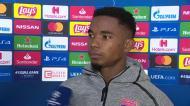 Thiago Mendes: «Faltou um pouco de maturidade para a nossa equipa»
