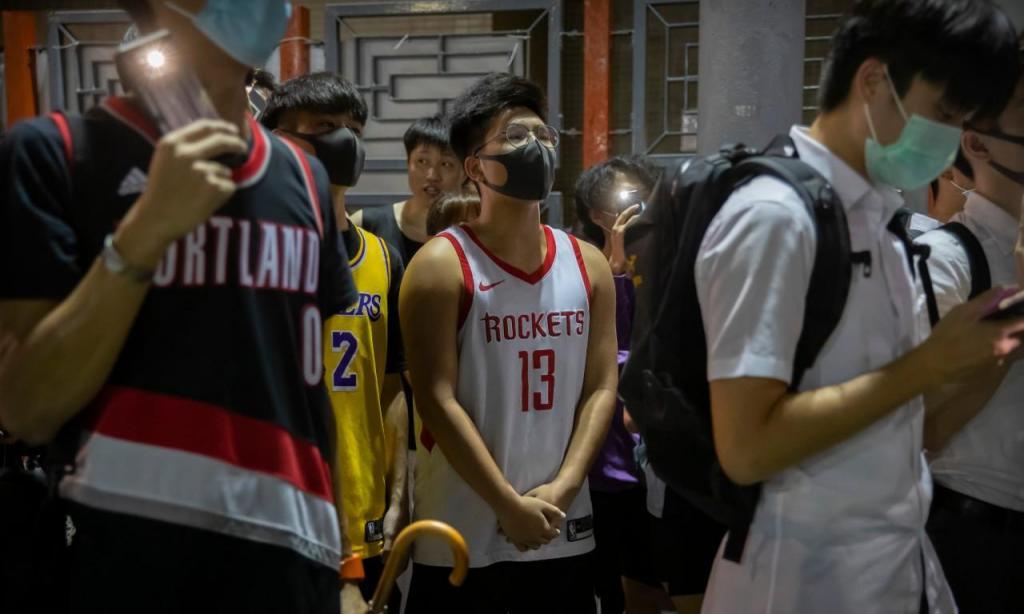 NBA: protestos em Hong Kong