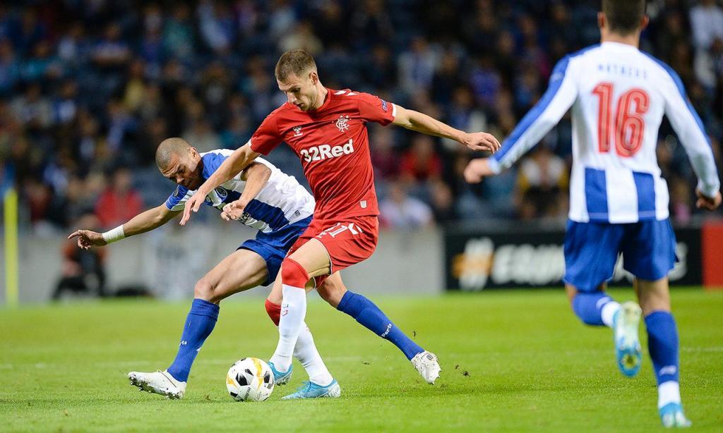 FC Porto-Rangers