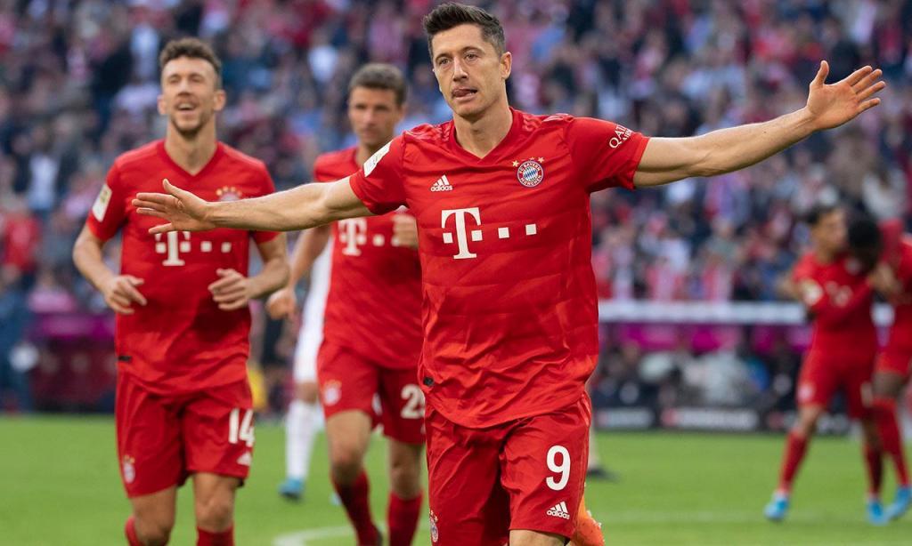 Bayern Munique-Union Berlin