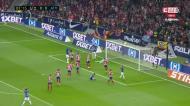 O resumo da vitória do Atlético de Madrid