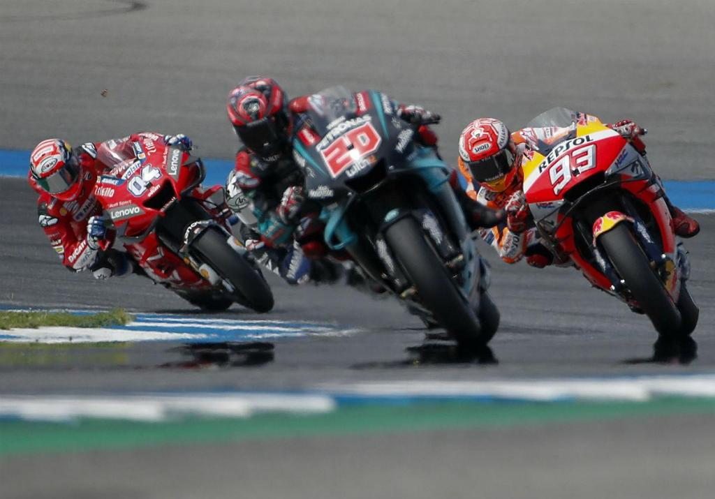 MotoGP (Associated Press)