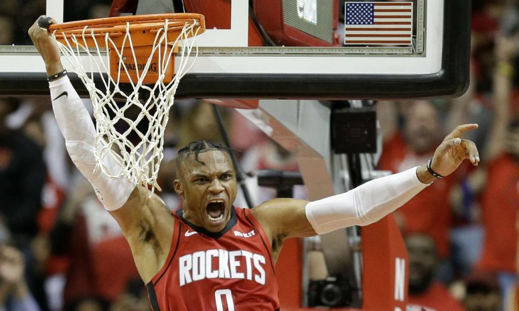 Russel Westbrook (AP)