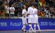 Futsal: Republica Checa-Portugal