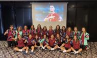 A surpresa de Ronaldo para a Seleção feminina de sub-17