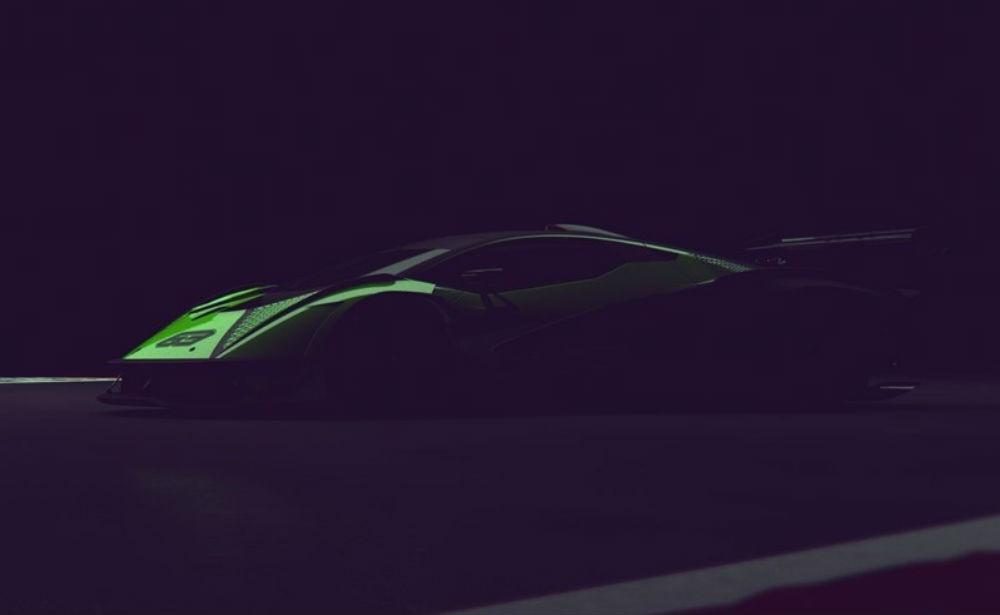 Novo Lamborghini