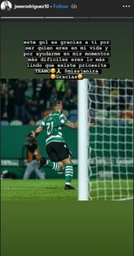 Jesé Rodríguez (Instagram)