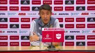 «Problema do relvado foi detetado no jogo com o FC Porto»