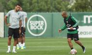 Treino do Sporting (Fotos: SCP)