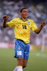 Ronaldo Fenómeno foi convocado aos 17 anos para o Mundial 1994, mas não chegou a jogar