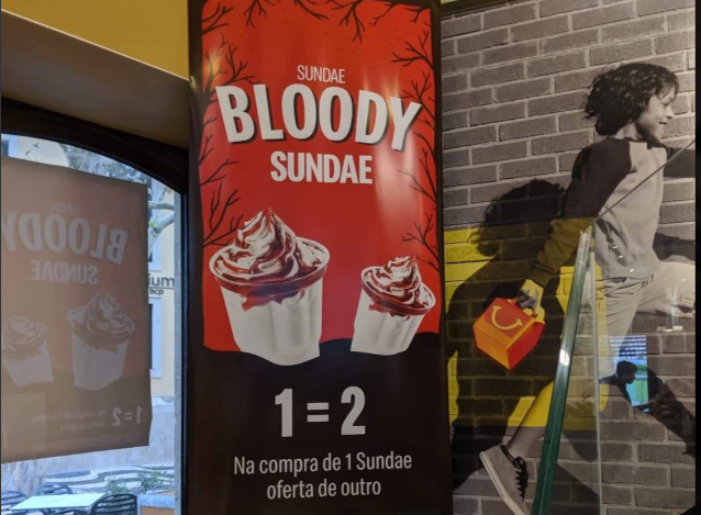 McDonald's retira campanha polémica em Portugal com alusão a massacre irlandês