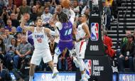 Utah Jazz-Los Angeles Clippers