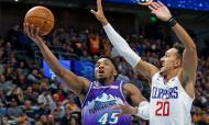 Utah Jazz-Los Angeles Clippers
