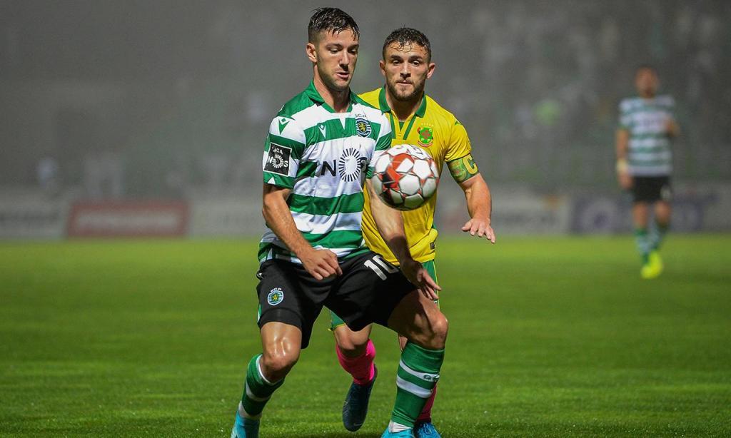Paços Ferreira-Sporting