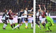 Torino-Juventus (ALESSANDRO DI MARCO/EPA)