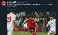 O mundo do futebol ao lado de André Gomes