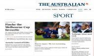 Como a imprensa internacional viu a lesão de André Gomes