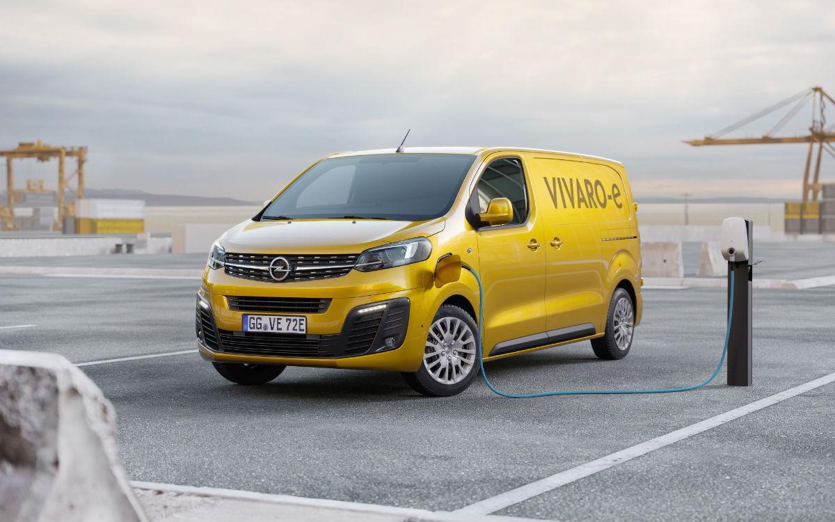 Opel Vívaro-e