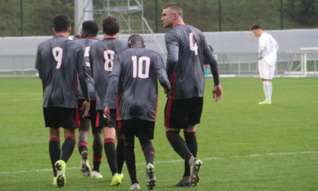 Benfica na Youth League (SL Benfica)