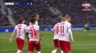 VÍDEO: jogada rápida do Leipzig e Sabitzer aumenta a vantagem na Rússia