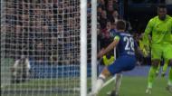 VÍDEO: Chelsea reduz com golo no limite do fora-de-jogo