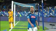 Champions: Resumo do Nápoles-Salzburgo (1-1)