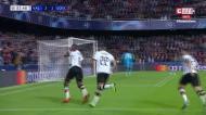 Champions: resumo do Valência-Lille (4-1)