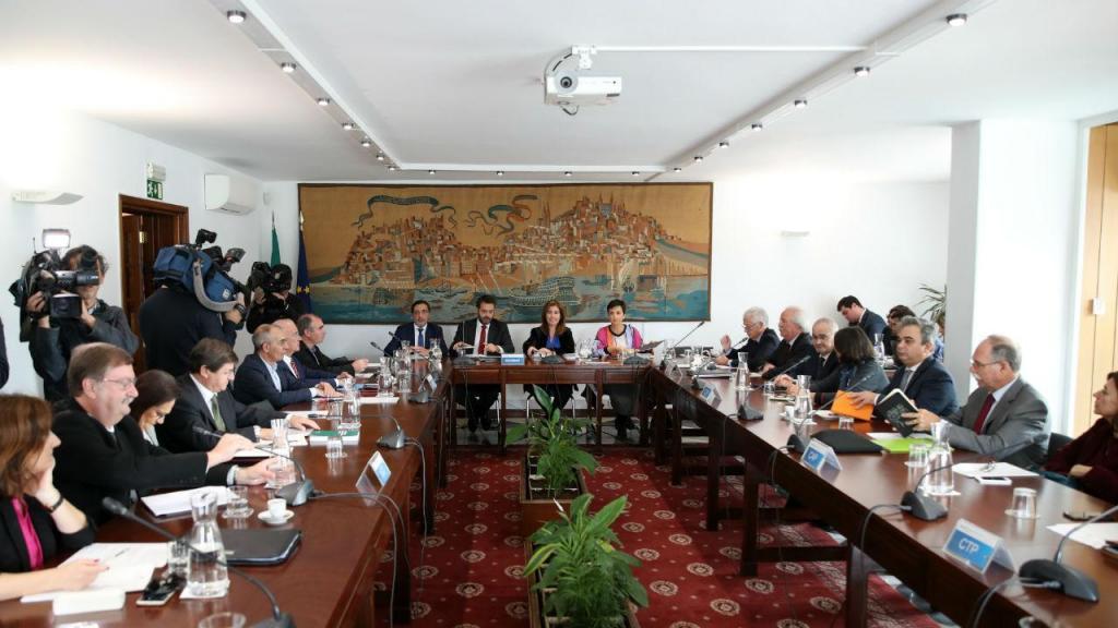 Reunião do Conselho Económico e Social para definir o salário mínimo nacional