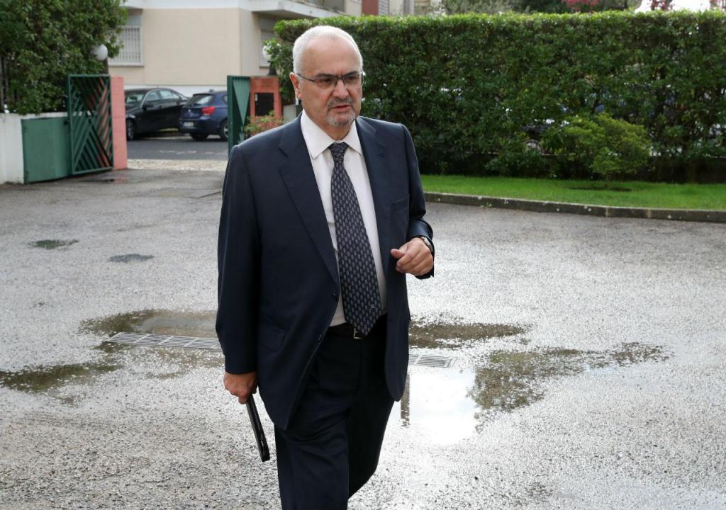 João Vieira Lopes, presidente da CCP