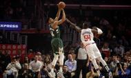 Los Angeles Clippers-Milwaukee Bucks