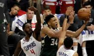 Los Angeles Clippers-Milwaukee Bucks