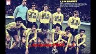 Equipamentos Míticos: jogador do Nantes com camisola do Benfica?