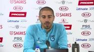 Pedro Ribeiro: «Não vamos enganar ninguém»