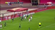 O resumo da vitória do Mónaco de Leonardo Jardim