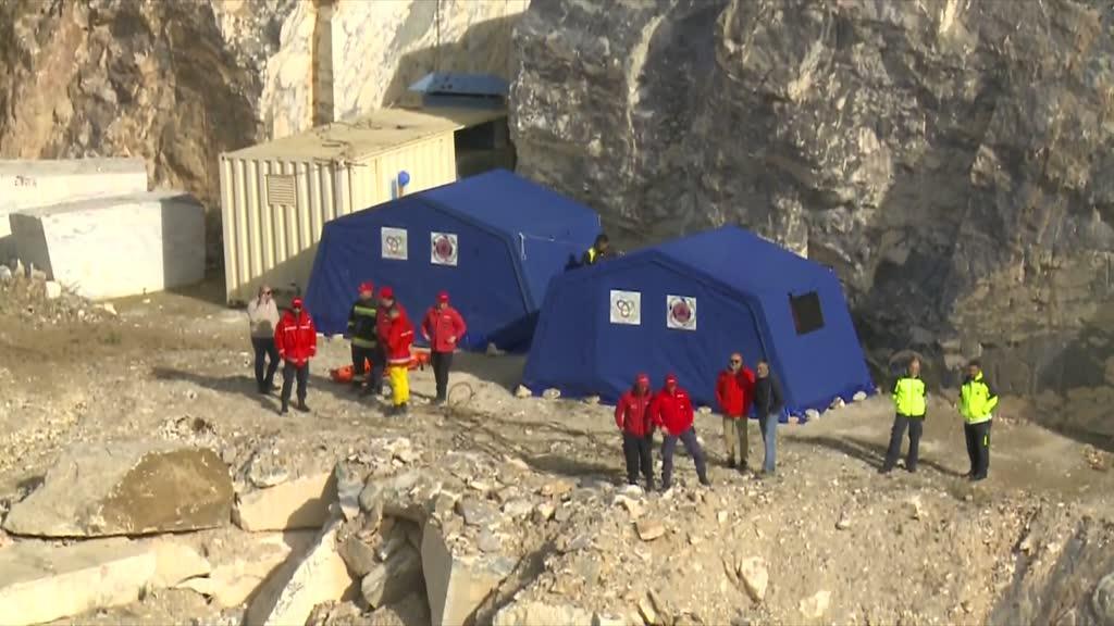 Reforçados os meios para encontrar trabalhador desaparecido em pedreira - TVI24