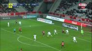 O resumo do empate entre Lille e Metz