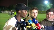 Camacho e a estreia em Alvalade: «Foi ótima, a equipa precisava de mexer»