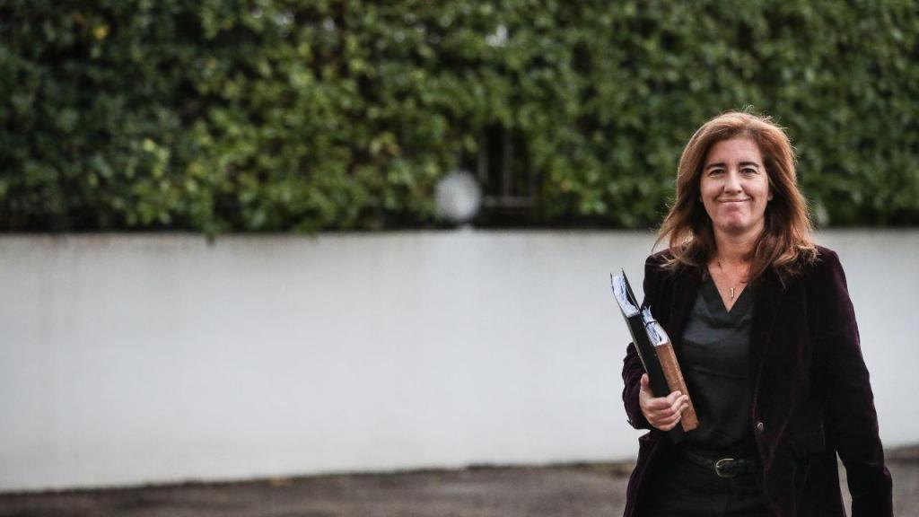 Ana Mendes Godinho - Ministra do Trabalho, Solidariedade e Segurança Social