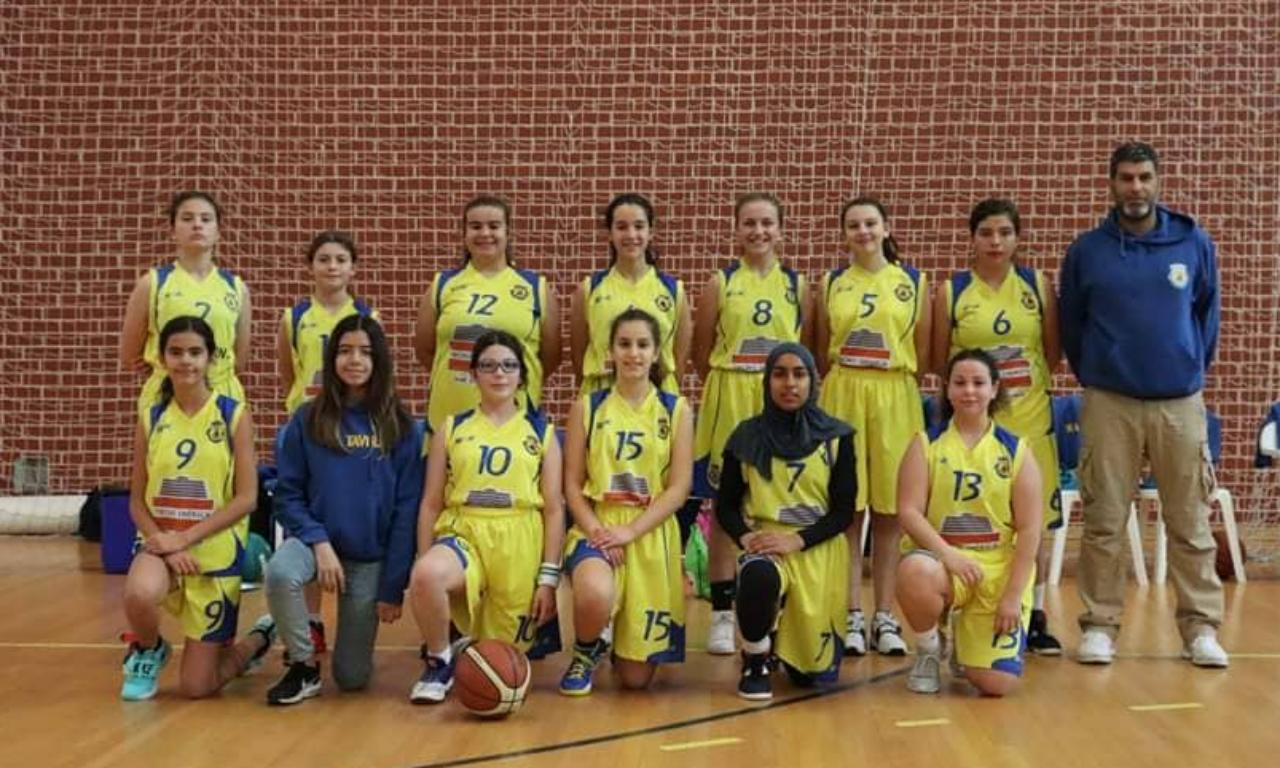 Fatima Habib, jogadora do Clube de Basquetebol de Tavira - Mais Futebol