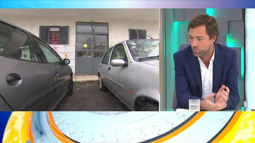 """Crime em Sintra: """"Parece que estamos perante imunidade que dá direito a impunidade"""" - TVI24"""