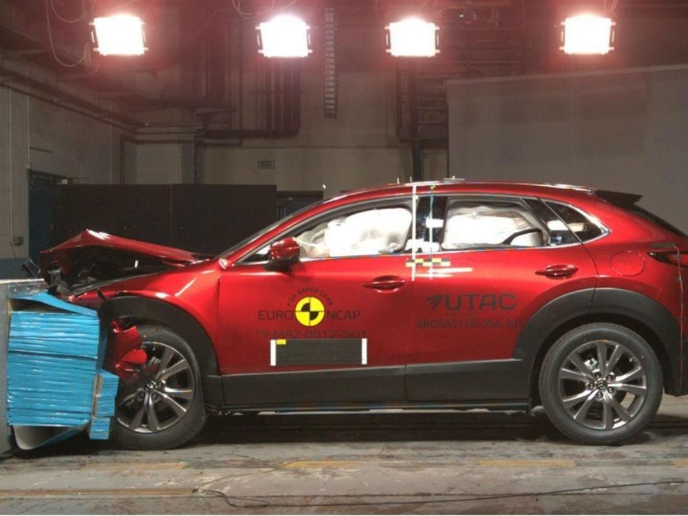 Mazda CX-30 (Euro NCAP)