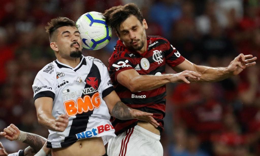 Flamengo-Vasco (EPA/ANTONIO LACERDA)