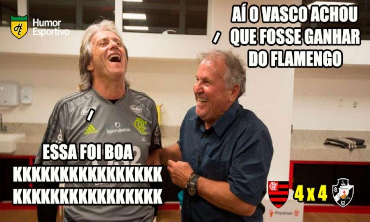 De Guardiola A Ribagol Os Memes Do Flamengo Vasco Tvi24