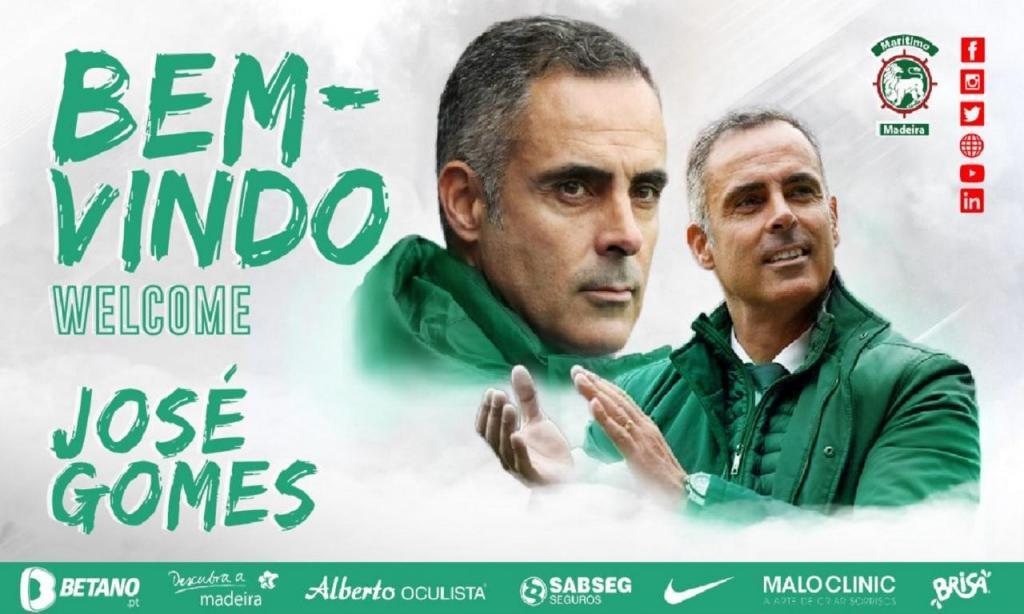 José Gomes (Marítimo)