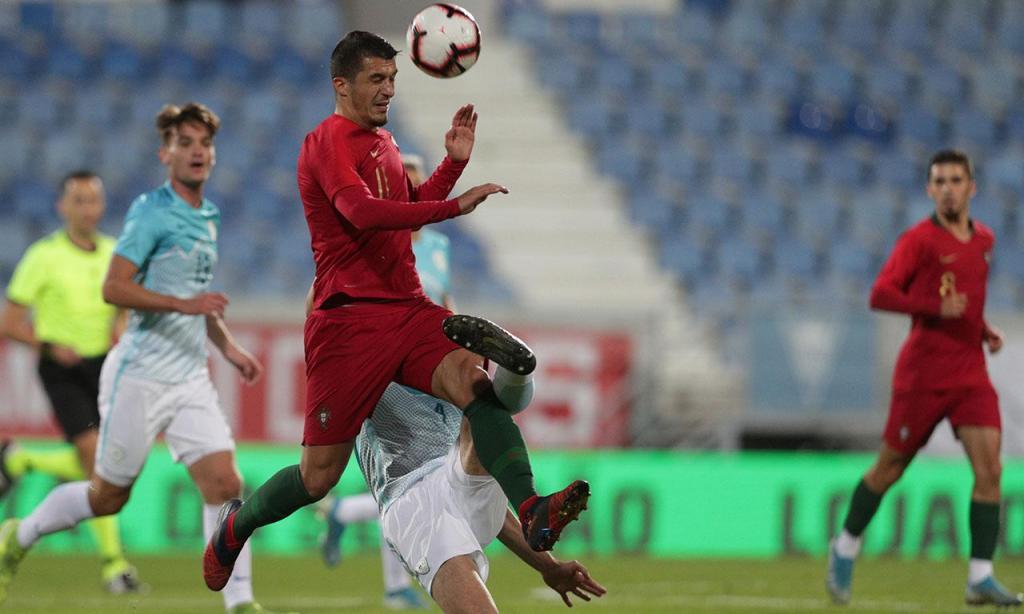 Sub-21: Portugal-Eslovénia