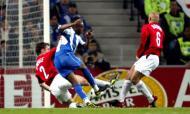 FC Porto-Manchester United (primeiro jogo Europeu)