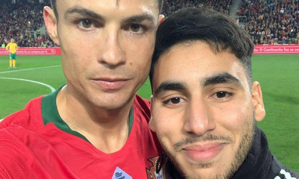 Ronaldo invasor
